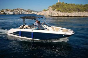 Used Scarab 255 Platinum Edition High Performance Boat For Sale