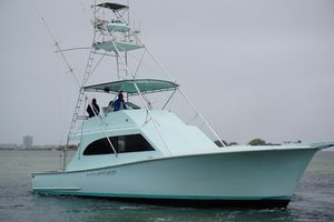 Used G&s 48 Custom Convertible Fishing Boat For Sale