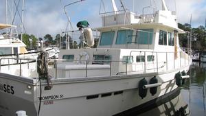 Used Thompson KONA Trawler Boat For Sale