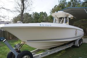 Used Wellcraft 352 T Scarab Center Console Fishing Boat For Sale