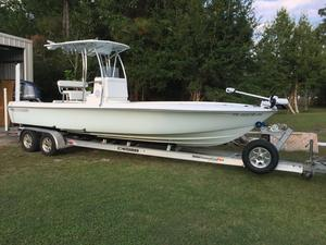 Used Contender 25 Bay Center Console Fishing Boat For Sale