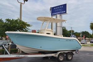 Used Cobia 201 Center Console Center Console Fishing Boat For Sale
