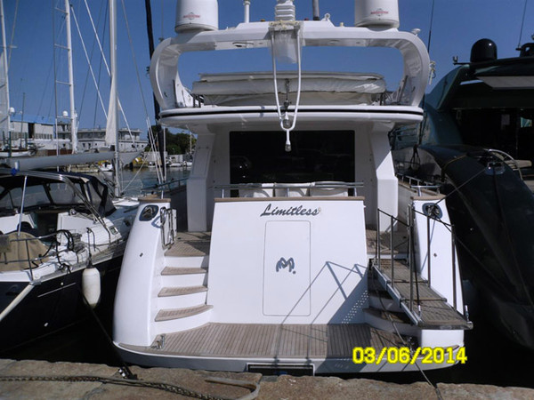 Used Maiora II Motor Yacht For Sale