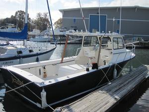 Used Eastern 27 Chesapeake Fisherman Saltwater Fishing Boat For Sale