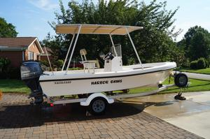 Used Privateer 19 Center Console W/hard TOP! Center Console Fishing Boat For Sale