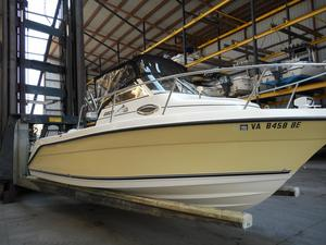 Used Century 2200 Walkaround Sports Fishing Boat For Sale
