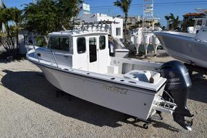 New Parker 2120 Sport Cabin Center Console Fishing Boat For Sale