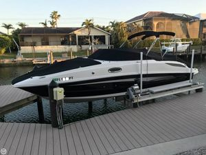 Used Sea Ray Sundeck 260 Deck Boat For Sale