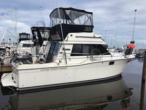 Used Carver Flybridge Boat For Sale