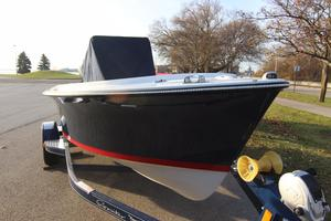 New Rossiter Center Console Fishing Boat For Sale