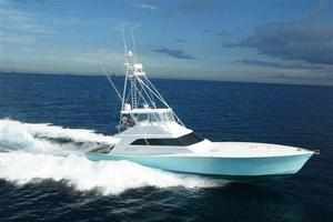 Used Tribute Custom Sportfish Convertible Fishing Boat For Sale