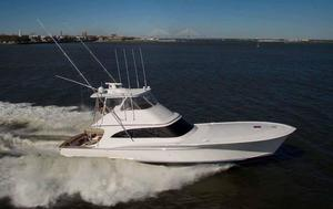 Used Winter Custom Yachts Custom Carolina Sportfisherman Convertible Fishing Boat For Sale