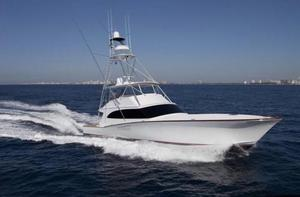 Used Jim Smith Custom Convertible Sports Fishing Boat For Sale