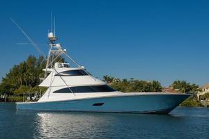 Used Viking Enclosed Flybridge Sports Fishing Boat For Sale