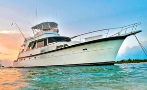 Used Hatteras Yacht Fisherman Sports Fishing Boat For Sale