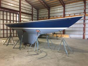 Used Chris-Craft Shields Class Sloop Racer and Cruiser Sailboat For Sale