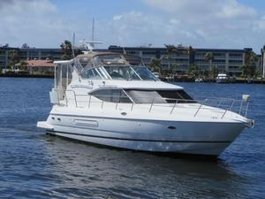 Used Cruisers Yachts 4450 Motoryacht Cruiser Boat For Sale