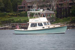 Used Dyer 40 Flybridge Rebuilt 2013 Cruiser Boat For Sale