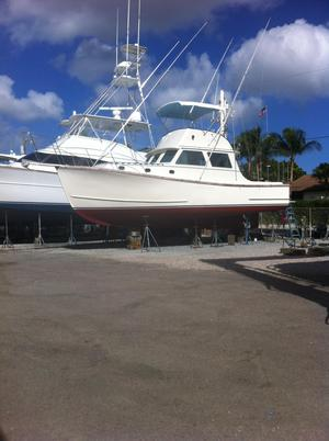 Used Wilbur Sports Fishing Boat For Sale