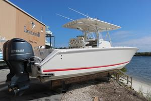 Used Jupiter 34FS with Yamaha Warranty Center Console Fishing Boat For Sale