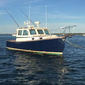 Used Wilbur BEAL Cruiser Boat For Sale