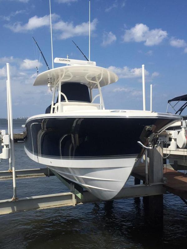 Used Regulator Sports Fishing Boat For Sale