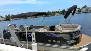 Used Avalon Tri-Toon Pontoon Boat For Sale