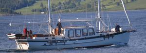 Used Covey Island Herreshoff Ketch Motorsailer Sailboat For Sale