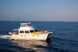 Used Maine Cat P-47 Power Catamaran Boat For Sale
