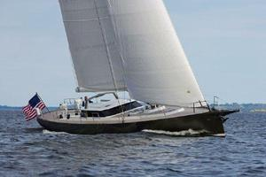 Used Brooklin Boat Yard Custom Cruiser/racer and Cruiser Sailboat For Sale