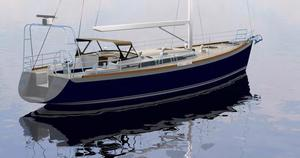 New Lyman Morse LM 55 - Seguin Series Cruiser Sailboat For Sale