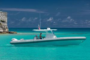 Used Ocean 1 Yacht Tender 360 Center Console Fishing Boat For Sale