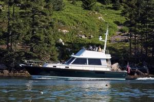 New Lyman-Morse Hunt Express Cruiser Flybridge Express Cruiser Boat For Sale