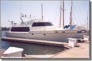 Used Angel Marine Cockpit Motor Yacht Motor Yacht For Sale