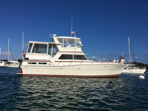 Used Viking Double Cabin Cruiser Boat For Sale