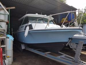 Used Stamas 30 Pilot House Pilothouse Boat For Sale