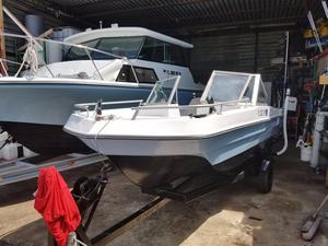 Used Sport-Craft 160 Fisherman Saltwater Fishing Boat For Sale