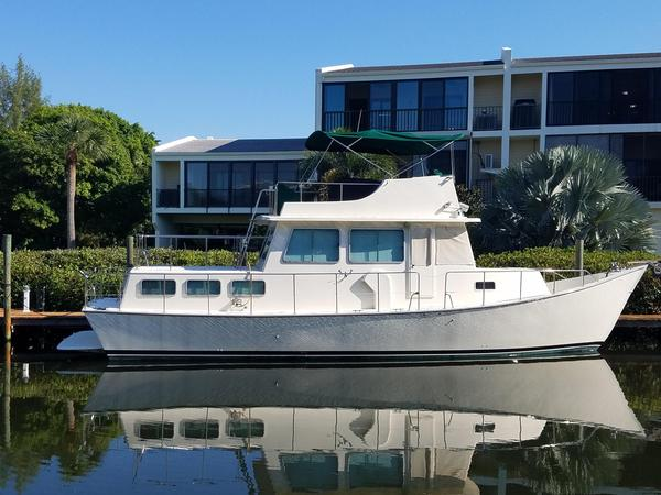 Used Thompson Trawler 44 Trawler Boat For Sale