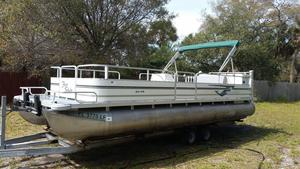 Used Grumman Funship 24 Pontoon Boat For Sale