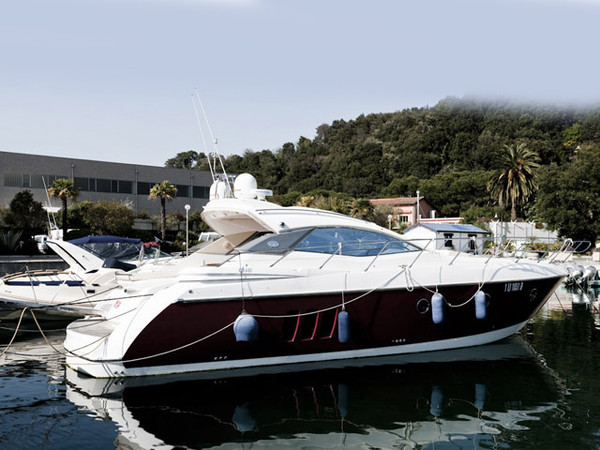 Used Sessa Marine C46 Express Cruiser Boat For Sale
