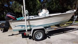 Used Key Largo 160 Center Console Fishing Boat For Sale
