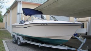 Used Grady-White 205 Tournament Cruiser Boat For Sale