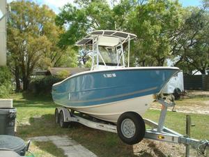 Used Triton 225 CC Center Console Fishing Boat For Sale