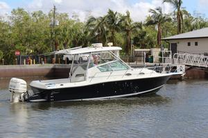 Used Stamas 288 Custom Walkaround Center Console Fishing Boat For Sale