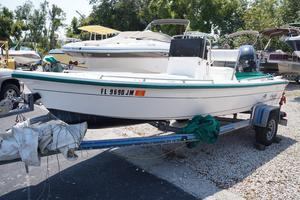 Used Angler 170 Center Console Fishing Boat For Sale