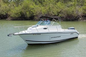 Used Seaswirl Striper 2101 Walkaround OB Center Console Fishing Boat For Sale