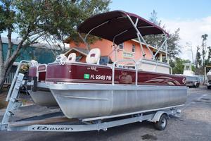 Used G3 Suncatcher 18 Fish Pontoon Boat For Sale