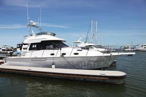 Used Mediterranean Flybridge/sportfisher Motor Yacht For Sale