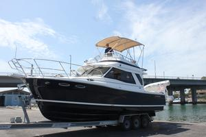 Used Cutwater 30 Command Bridge Cruiser Boat For Sale