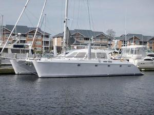 Used Crowther Cat 50 Power Catamaran Boat For Sale